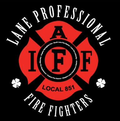 Lane Professional Firefighters IAFF-851